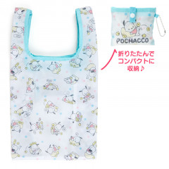 Japan Sanrio Eco Bag - Pochacco / Relaxing