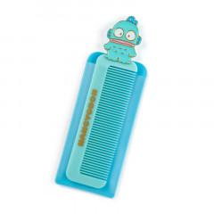 Japan Sanrio Compact Comb with Case - Hangyodon