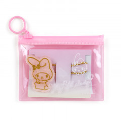 Japan Sanrio Ponytail Holder with Case - My Melody