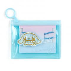 Japan Sanrio Ponytail Holder with Case - Cinnamoroll