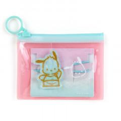 Japan Sanrio Ponytail Holder with Case - Pochacco