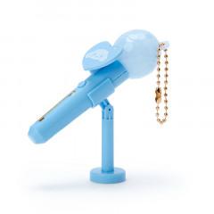 Japan Sanrio Miniature Light Microphone - Cinnamoroll / Pitatto Friends