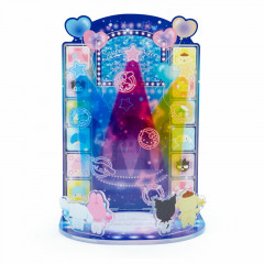 Japan Sanrio Miniature Acrylic Stage - Mix Characters / Pitatto Friends