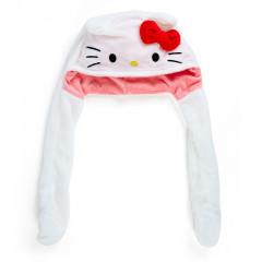 Japan Sanrio Ear-moving Hat - Hello Kitty