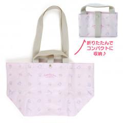 Japan Sanrio 2way Tote Bag - Little Twin Stars