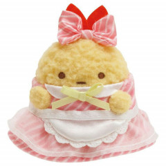 Japan San-X Sumikko Gurashi Mini Plush (SS) - Ebifurai No Shippo / Shippo's Diner