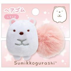 Japan San-X Hair Rubber - Sumikko Gurashi / Shirokuma