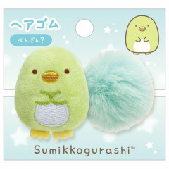 Japan San-X Hair Rubber - Sumikko Gurashi / Penguin?