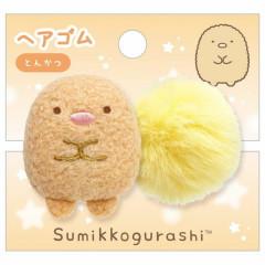 Japan San-X Hair Rubber - Sumikko Gurashi / Tonkatsu