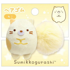 Japan San-X Hair Rubber - Sumikko Gurashi / Neko