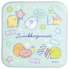 Japan San-X Petit Towel - Sumikko Gurashi / Star & Sweets