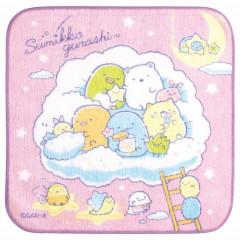 Japan San-X Petit Towel - Sumikko Gurashi / Starry Sky Walk