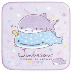 Japan San-X Petit Towel - Jinbesam to Samsan