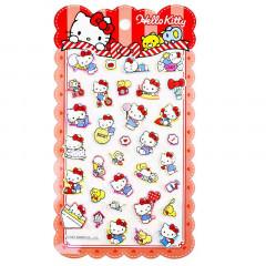 Sanrio Bubble Sticker - Hello Kitty