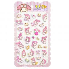 Sanrio Bubble Sticker - My Melody