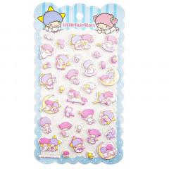 Sanrio Bubble Sticker - Little Twin Stars