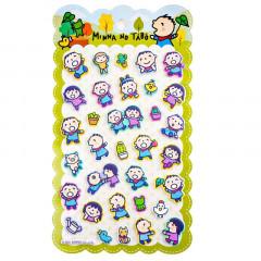 Sanrio Bubble Sticker - Minna No Tabo