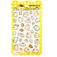 Sanrio Bubble Sticker - Pompompurin