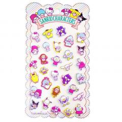 Sanrio Bubble Sticker - Sanrio Characters