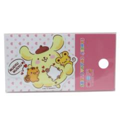 Japan Sanrio Vinyl Sticker - Pompompurin / Hug