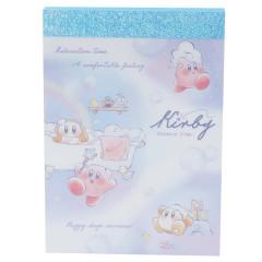 Japan Kirby Mini Notepad - Shampoo time