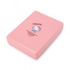 Japan Sanrio Stationery Box - Hello Kitty / Smoky