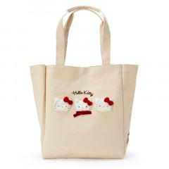 Japan Sanrio Multifunctional Tote Bag - Hello Kitty