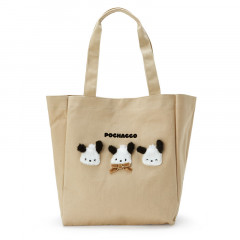 Japan Sanrio Multifunctional Tote Bag - Pochacco