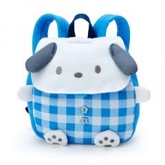 Japan Sanrio Kid Die-cut Backpack - Pochacco