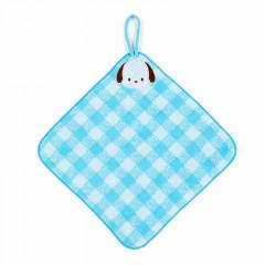 Japan Sanrio Hand Towel with Loop - Pochacco