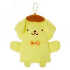 Japan Sanrio Bath Puppet - Pompompurin