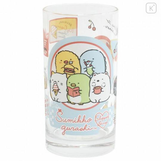 Japan San-X Sumikko Gurashi Glass - Shippo's Diner - 1