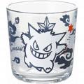 Japan Pokemon Wide Tumbler - Gengar / Papercutting - 1