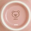 Japan San-X Rilakkuma Bowl - Pink - 3