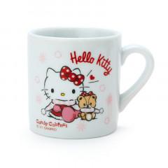 Japan Sanrio Mini Mug & Candy Set - Hello Kitty