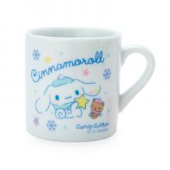 Japan Sanrio Mini Mug & Candy Set - Cinnamoroll