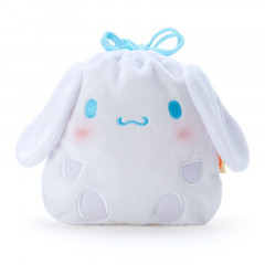 Japan Sanrio Die-cut Drawstring Bag Candy Set - Cinnamoroll