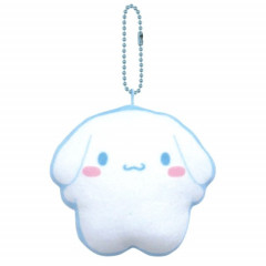 Japan Sanrio Potetan Ball Chain Mascot - Cinnamoroll