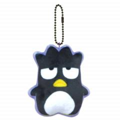 Japan Sanrio Potetan Ball Chain Mascot - Badtz-maru