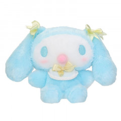 Japan Sanrio Baby Fluffy Plush Toy - Cinnamoroll