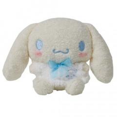 Japan Sanrio Relax Fluffy Plush Toy - Cinnamoroll