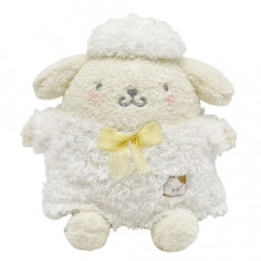 Japan Sanrio Relax Fluffy Plush Toy - Pompompurin