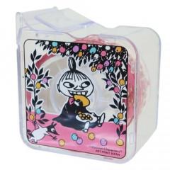 Japan Moomin Washi Masking Tape & Cutter - Little My
